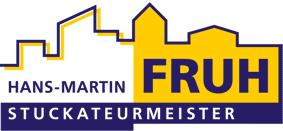 Stuckateurmeister Hans-Martin Fruh Logo